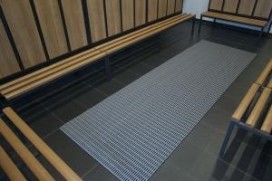 EHA - Matte PVC Frei Thermolast, Breite 120 cm