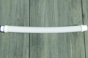 Verbindungsschlauch für Filteranlagen im Schwimmbadbereich (Verbindungsschlauch weiß oder schwarz je nach Lagerbestand: Verbindungsschlauch 0,6 m)