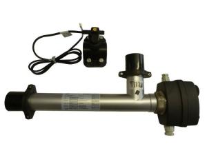 Voll-Titan Elektro-Durchlauferhitzer zur Schwimmbadheizung (Voll-Titan Elekro-Durchlauferhitzer: 3 kW)