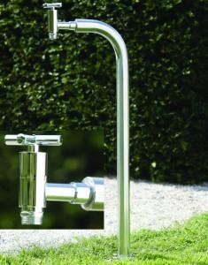 Wasserentnahmestelle klein