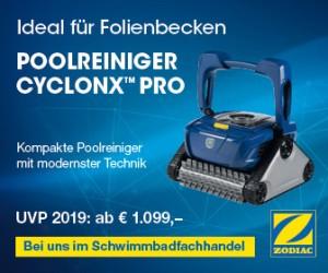 Schwimmbadreiniger Zodiac Cyclonx Pro
