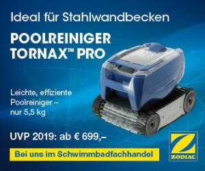 Poolreiniger Zodiac TornaX Pro