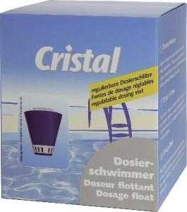 Dosierschwimmer Cristal