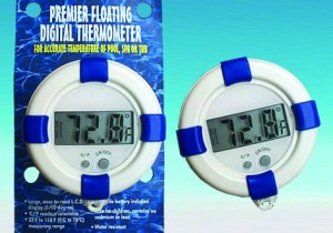 Digital Schwimmbadthermometer