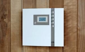 ECON H1, Saunasteuergerät für Saunaöfen mit Feuchtebetrieb