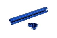 Ersatz-Handlauf-Paket für Achtformbecken, Kombihandlauf Farbe blau (Handlaufpaket Achtformbecken, Kombihandlauf: 470 x 300 cm)