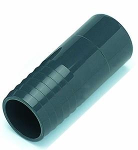 Druckschlauchtülle mit Klebestutzen, PVC (Druckschlauchtülle : D 16 mm)