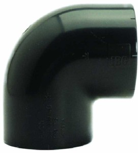 Winkel 90°, PVC (Winkel 90°: D 32 mm)