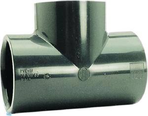 T-Stück 90°, PVC (T-Stück 90°: D 16 mm)