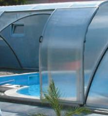 Seitliche Schiebetür für SUN ROOF Schiebehallen (Seitlicher Einstieg als Schiebetür: für SUN ROOF Classic)