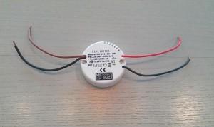 12 Volt Unterputz-Netzteil zur Montage des Bayernlüfter Typ C (12 Volt Unterputz-Netzteil: Aufpreis zum Steckernetzteil bei Kauf einen neuen Gerätes)