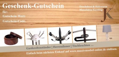 Geschenk-Gutschein (Gutscheinbetrag: 10,- EUR)