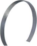 Anlehnbügel -Verona- 100 x 10 mm aus Stahl, Höhe 900 mm, zum Aufdübeln