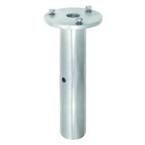Bodenrohre für Anlehnbügel / Absperrbügel -Bow-, zum Einbetonieren, VPE 2 Stk. (Ausführung: Bodenrohre für Anlehnbügel/Absperrbügel -Bow-, zum Einbetonieren, VPE 2 Stk. (Art.Nr.: 39467))