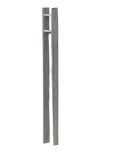 Einzelparker / Fahrradständer -Oslo- einseitige Radeinstellung (Ausführung: Einzelparker/Fahrradständer -Oslo- einseitige Radeinstellung (Art.Nr.: 10550))