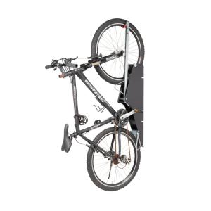 Fahrradlift -VelowUp 4.0- platzsparend, schwenkbar, auch für E-Bike und Mountainbike, Wandmontage (Modell: ohne Hinterradplatte (Art.Nr.: 40173))