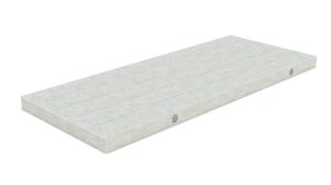 Fertigteilfundament für Überdachung Modell K2 (Ausführung: Fertigteilfundament für Überdachung Modell K2 (Art.Nr.: 40791))