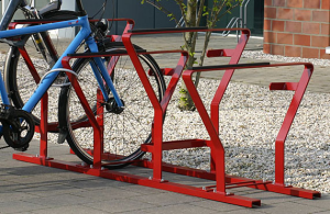 Kantenschutz für Fahrradständer -Warschau- (Ausführung: Kantenschutz für Fahrradständer -Warschau- (Art.Nr.: 10964))