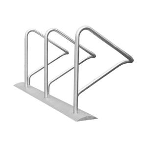 Reihenanlehnbügel -Kalchas- aus Stahl