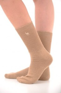 Alpaka Soft Socken in dunkelgrau (Größe: Größe 42 - 44)
