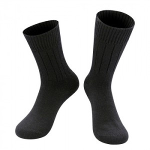 Alpaka Socken Classic für Damen und Herren Baby Alpaka (Farbe: Schwarz 45-48)