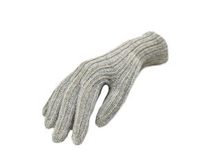 Handschuhe Madrid aus 100% Alpaka One Size Damen für Größen XS-L (Farbe: Beige)