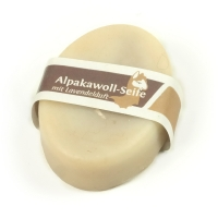 Alpakawoll-Seife