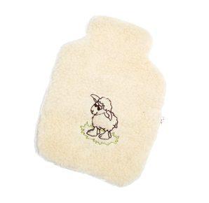 Wärmflasche Alpakaflor