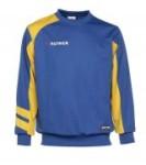 Trainingssweater VICTORY 110 v.PATRICK royal / gelb (Größe: 2XL)