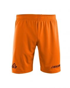 kurze Fußballhose Atlantis v. ACERBIS,  orange (Größe: 5XS)