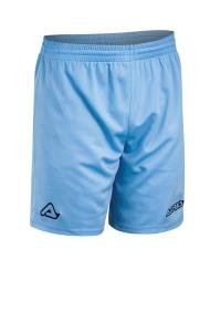 kurze Fußballhose Atlantis v. ACERBIS,  skyblau (Größe: XS)