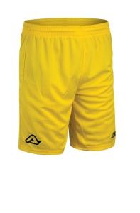 kurze Fußballhose Atlantis v. ACERBIS,  gelb (Größe: XS)