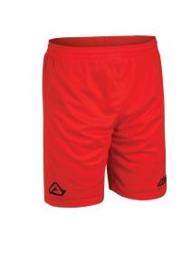 kurze Fußballhose Atlantis v. ACERBIS,  rot (Größe: 4XS)