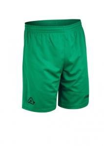 kurze Fußballhose Atlantis v. ACERBIS,  grün (Größe: 3XS)