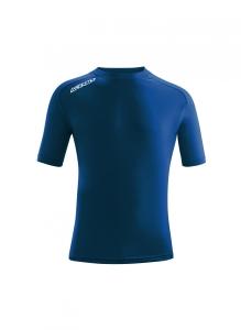 Kurzarm-Trainings-Shirt  ATLANTIS  v. ACERBIS , dunkelblau (Atlantis: 4XS)