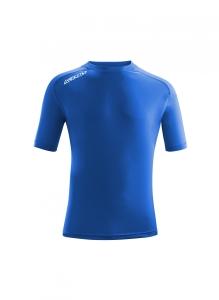 Kurzarm-Trainings-Shirt  ATLANTIS  v. ACERBIS , royalblau (Atlantis: 3XS)