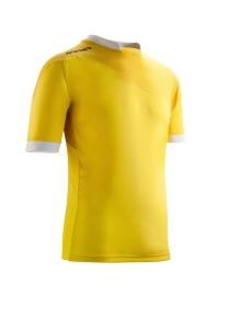 Fussball-Kurzarm-Trikot - ASTRO - von ACERBIS , gelb (Astro  gelb: 5XS)