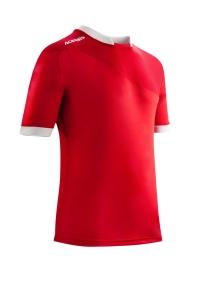 Fussball-Kurzarm-Trikot - ASTRO -v. ACERBIS, rot (Astro  rot: L)