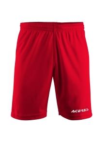 kurze Fußballhose ASTRO v. ACERBIS,  rot (Größe: 4XS)