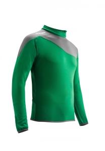 Trainingssweater ASTRO v. ACERBIS ,  grün (Größe: M)