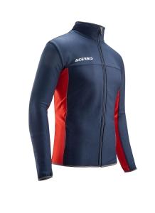 Trainingsjacke  BELATRIX  v. ACERBIS  blau / rot (Größe: S)
