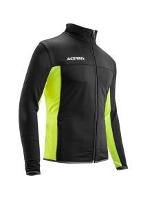 Trainingsjacke  BELATRIX  v. ACERBIS  schwarz / gelb (Größe: S)