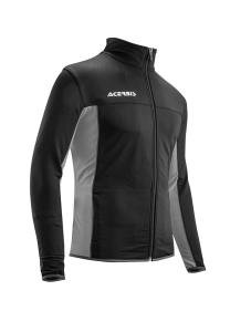 Trainingsjacke  BELATRIX  v. ACERBIS  schwarz / grau (Größe: S)