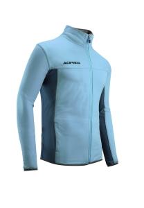 Trainingsjacke  BELATRIX  v. ACERBIS  hellblau (Größe: S)
