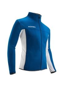 Trainingsjacke  BELATRIX  v. ACERBIS  royalblau /weiß (Größe: S)