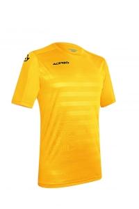 Fussball-Kurzarm-Trikot - ATLANTIS   v. ACERBIS , gelb (Astro  dunkelblau: 2XL)