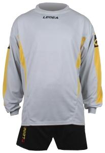 Torwart-Set  Wembley grau/gelb/schwarz (Größe: XL)