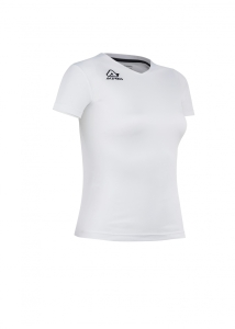 Mädchen und Damen Sport -Trikot -DEVI  v.  Acerbis , weiß (Größe: S)