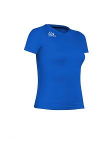 Mädchen und Damen Sport -Trikot -DEVI  v.  Acerbis , royalblau (Größe: S)