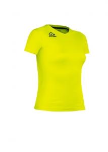 Mädchen und Damen Sport -Trikot -DEVI  v.  Acerbis , neongelb (Größe: S)